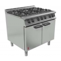 Falcon Dominator Plus G3101 Six Burner Oven Range